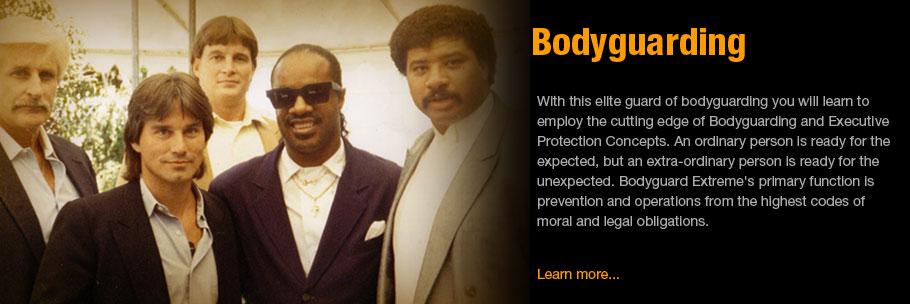bodyguarding