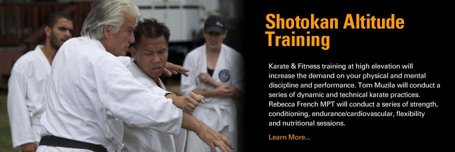 Shotokan-Altitude-Training-2